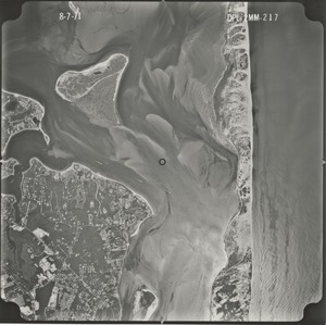 Thumbnail of Barnstable County: aerial photograph dpl-2mm-217