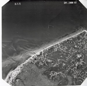 Thumbnail of Barnstable County: aerial photograph dpl-2mm-90