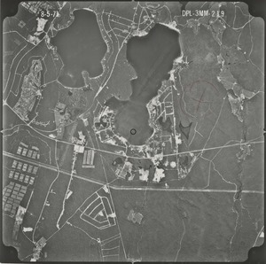 Thumbnail of Barnstable County: aerial photograph dpl-3mm-219