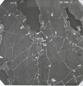 Thumbnail of Barnstable County: aerial photograph dpl-4mm-10