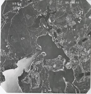 Thumbnail of Barnstable County: aerial photograph dpl-4mm-40