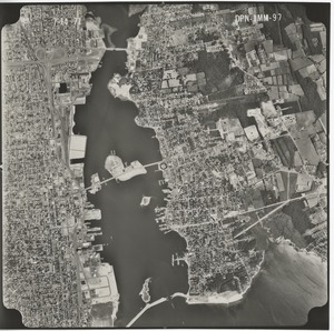 Thumbnail of Bristol County: aerial photograph dpn-1mm-97