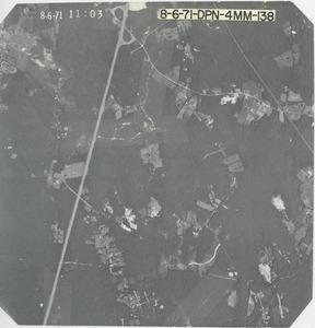 Thumbnail of Bristol County: aerial photograph dpn-4mm-138