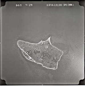 Thumbnail of Dukes County: aerial photograph dpo-1mm-1
