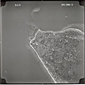 Thumbnail of Dukes County: aerial photograph dpo-1mm-10
