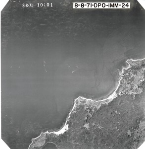 Thumbnail of Dukes County: aerial photograph dpo-1mm-24