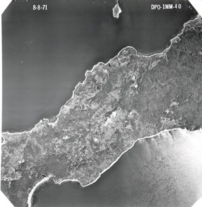 Thumbnail of Dukes County: aerial photograph dpo-1mm-40