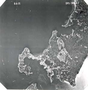 Thumbnail of Dukes County: aerial photograph dpo-1mm-67