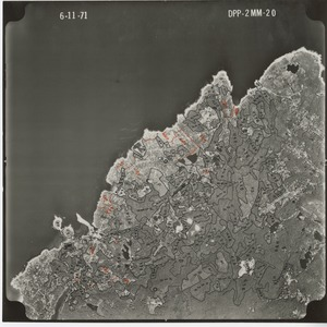 Thumbnail of Essex County: aerial photograph dpp-2mm-20