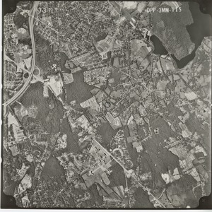 Thumbnail of Essex County: aerial photograph dpp-3mm-115
