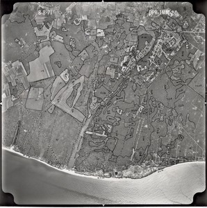 Thumbnail of Nantucket County: aerial photograph dpr-1mm-20