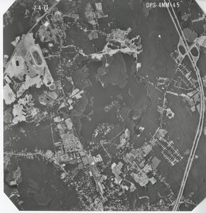 Thumbnail of Norfolk County: aerial photograph dps-4mm-45