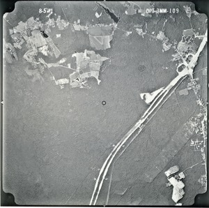 Thumbnail of Plymouth County: aerial photograph dpt-3mm-109
