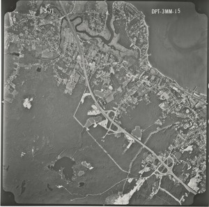 Thumbnail of Plymouth County: aerial photograph dpt-3mm-15