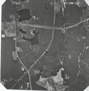 Thumbnail of Worcester County: aerial photograph dpv-6mm-116