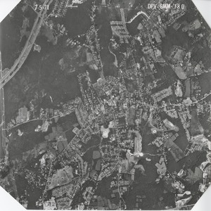 Thumbnail of Worcester County: aerial photograph dpv-6mm-180