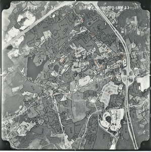 Thumbnail of Worcester County: aerial photograph dpv-6mm-33