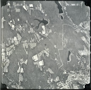 Thumbnail of Worcester County: aerial photograph dpv-7mm-101