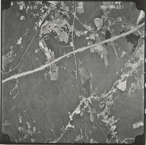 Thumbnail of Worcester County: aerial photograph dpv-7mm-223