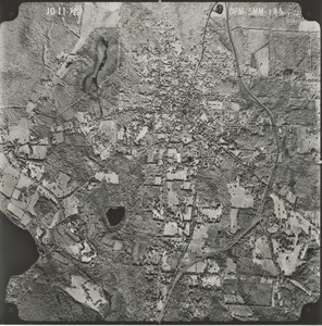 Thumbnail of Berkshire County: aerial photograph dpm-5mm-185