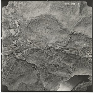 Thumbnail of Berkshire County: aerial photograph dpm-5mm-85