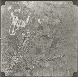 Thumbnail of Berkshire County: aerial photograph dpm-6mm-135