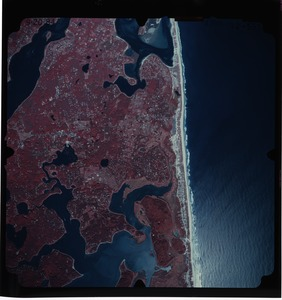 Thumbnail of Barnstable County: aerial photograph 12-563