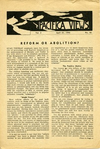 Thumbnail of Reform or abolition