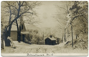 Thumbnail of Schoolhouse Hill [in snow]