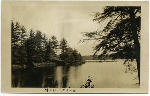 Thumbnail of Mill pond