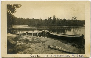 Thumbnail of Curtis Pond, Greenwich Village