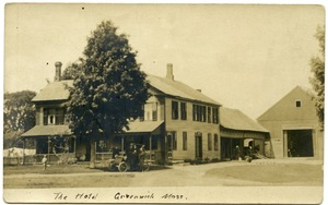 Thumbnail of The  Hotel, Greenwich, Mass.