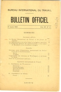 Thumbnail of Bulletin officiel