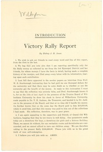 Thumbnail of Victory Rally Report