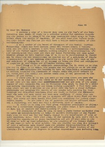 Thumbnail of Letter from unidentified correspondent to Leroy H. Godman