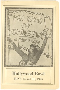Thumbnail of The  Star of Ethiopia A Pageant