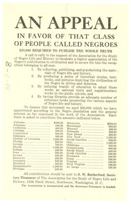 Thumbnail of An appeal in favor of that class of people called Negroes