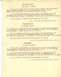 Thumbnail of Krigwa Players Little Negro Theatre volunteer questionnaire
