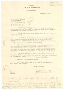 Thumbnail of Letter from NAACP, Los Angeles branch to W. E. B. Du Bois