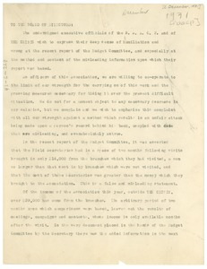 Thumbnail of Letter to the NAACP Board of Directors