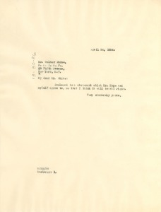 Thumbnail of Letter from W. E. B. Du Bois to Walter White