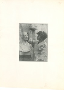 Thumbnail of Photograph of mask by Beulah Woodard