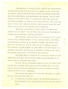 Thumbnail of Colonial Conference resolution