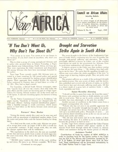 Thumbnail of New Africa volume 8, number 8