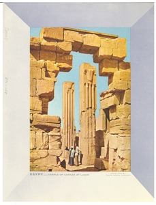 Thumbnail of Photo advertisement for Egypt