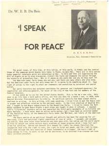 Thumbnail of I speak for peace