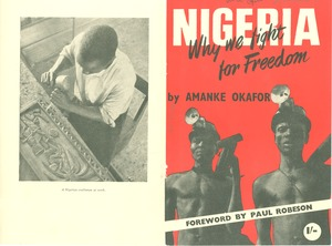 Thumbnail of Nigeria: why we fight for freedom