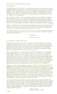 Thumbnail of New York Times letters to the editor