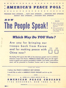 Thumbnail of Now the people speak!