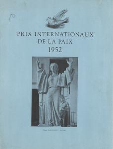 Prix internationaux de la paix